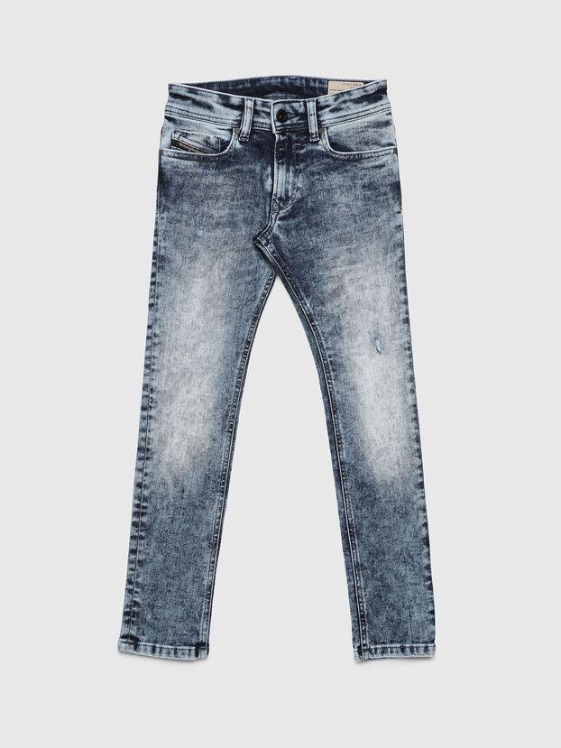 SLEENKER-J-N, Hellblau - Jeans