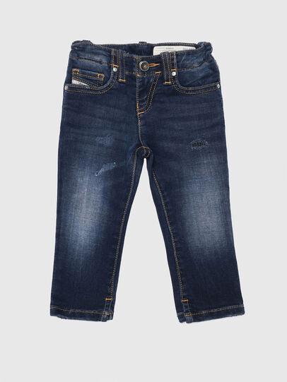 Diesel - GRUPEEN-B-N, Mittelblau - Jeans - Image 1