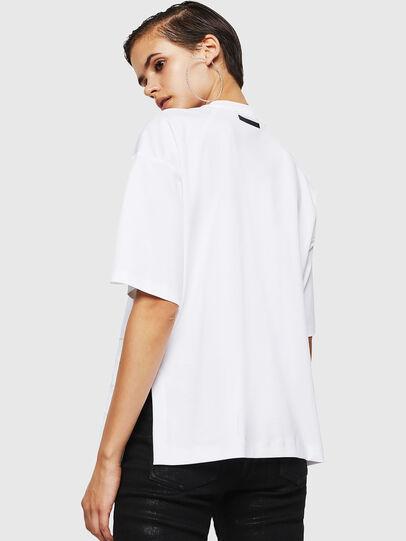 Diesel - TELIX, Weiß - T-Shirts - Image 2