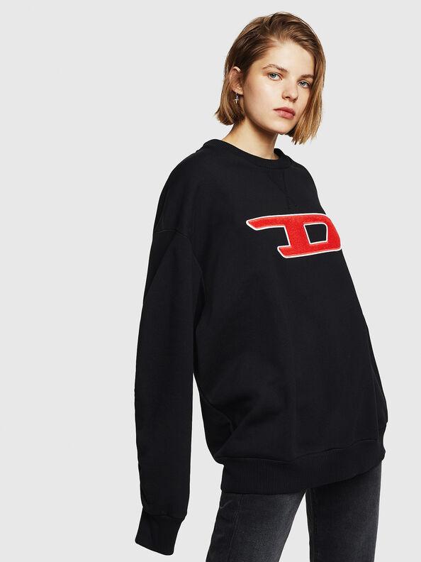 F-ARAP-A, Schwarz - Sweatshirts