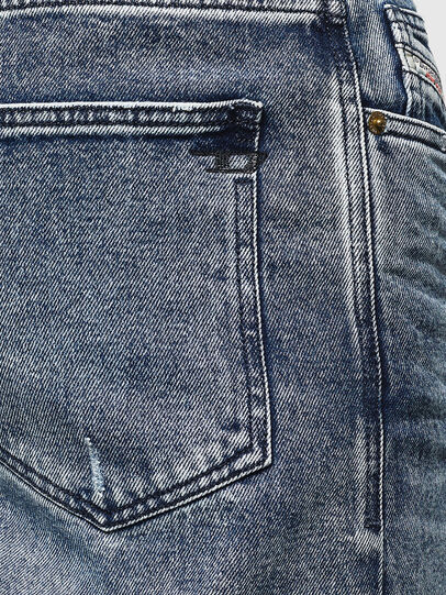 Diesel - D-Macs 0097G, Mittelblau - Jeans - Image 3