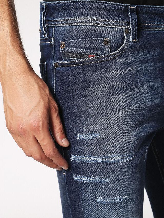 Diesel - TEPPHAR 084GF, Hellblau - Jeans - Image 4