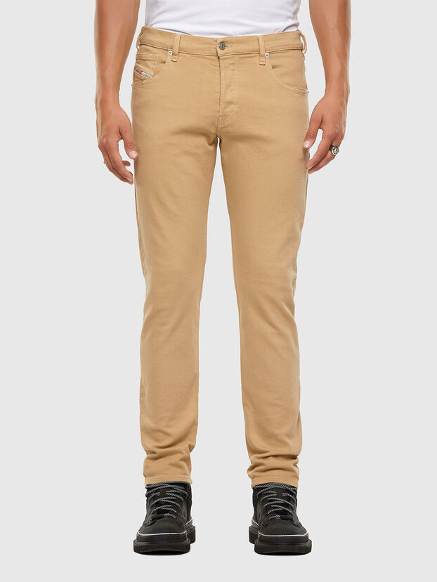 D-Yennox 009HA, Hellbraun - Jeans