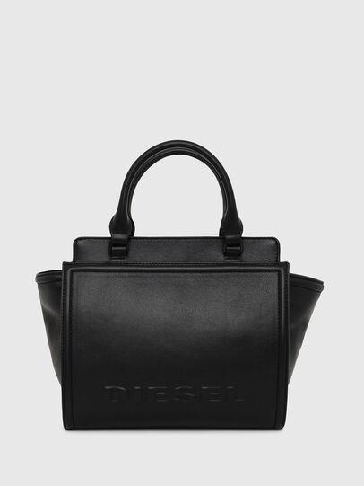 Diesel - BADIA, Schwarz - Satchel Bags und Handtaschen - Image 1