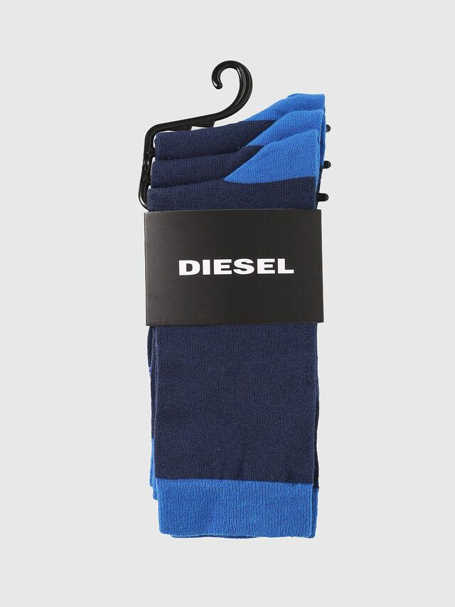 Diesel - SKM-RAY-THREEPACK, Blau - Strümpfe - Image 2