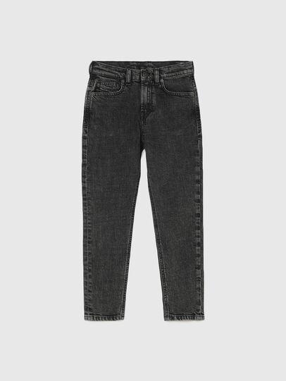 Diesel - D-VIDER-J, Schwarz - Jeans - Image 1
