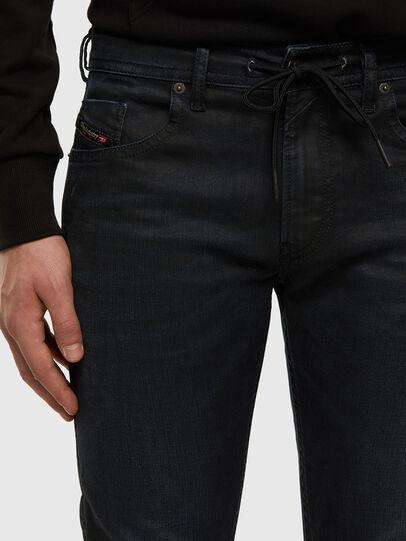 Diesel - Thommer JoggJeans 069NY, Dunkelblau - Jeans - Image 4