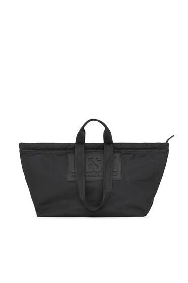 Shopping-Tasche aus wattiertem Nylon