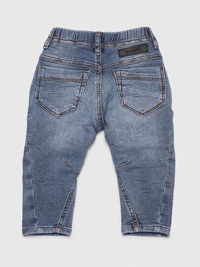 Diesel - FAYZA JOGGJEANS B-N, Hellblau - Jeans - Image 2