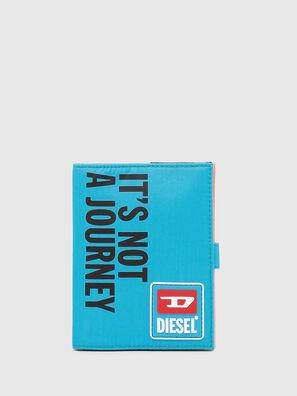 PASSPORT II, Azurblau - Continental Portemonnaies
