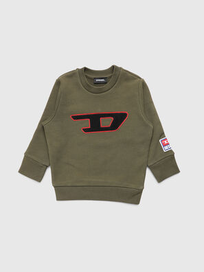 SCREWDIVISIONB-D-R, Armeegrün - Sweatshirts