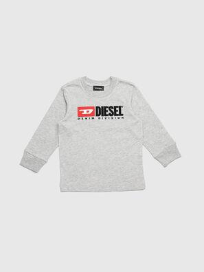 TJUSTDIVISIONB ML-R, Hellgrau - T-Shirts und Tops