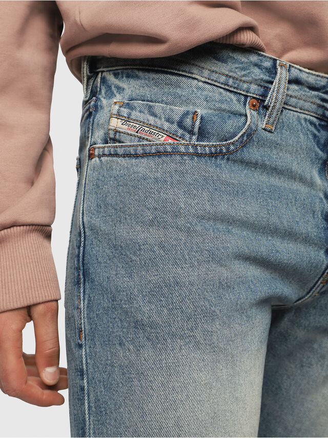 Diesel - Buster 0076I, Hellblau - Jeans - Image 3