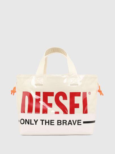 Diesel - ASTI, Weiß - Shopper und Schultertaschen - Image 1