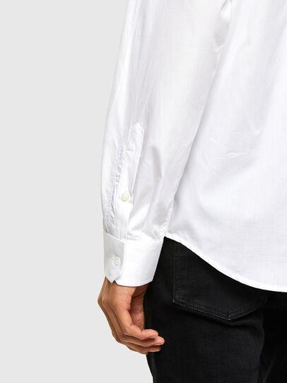 Diesel - S-WEIR, Weiß - Hemden - Image 4