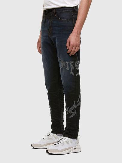 Diesel - D-VIDER JoggJeans® 009HE, Dunkelblau - Jeans - Image 6