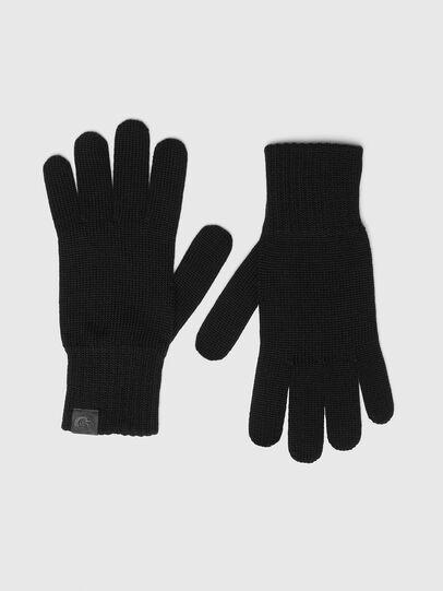 Diesel - K-TAB-B, Schwarz - Handschuhe - Image 1