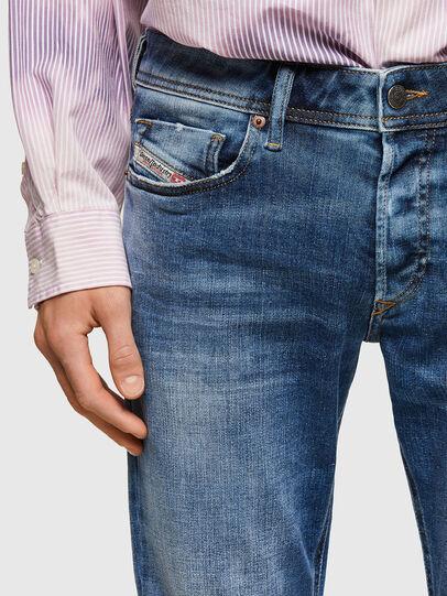 Diesel - Sleenker 009PN, Mittelblau - Jeans - Image 3
