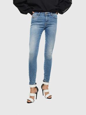 Slandy 0095B, Hellblau - Jeans