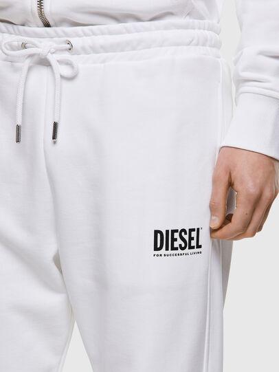 Diesel - P-TARY-ECOLOGO, Weiß - Hosen - Image 3