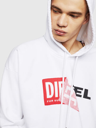 Diesel - S-ALBY,  - Sweatshirts - Image 3