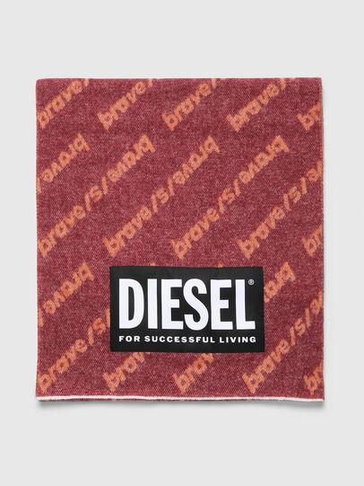 Diesel - SUBRE, Rot - Schals - Image 1