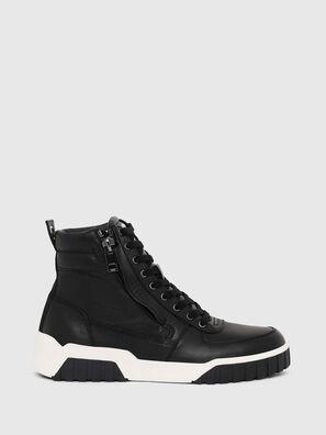 S-RUA MID, Schwarz - Sneakers