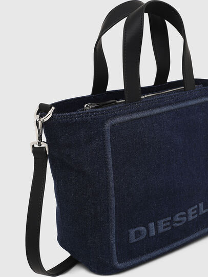 Diesel - PUMPKIE, Dunkelblau - Satchel Bags und Handtaschen - Image 4
