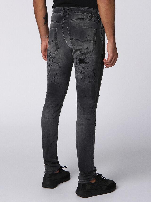TEPPHAR 084NH, Black Jeans