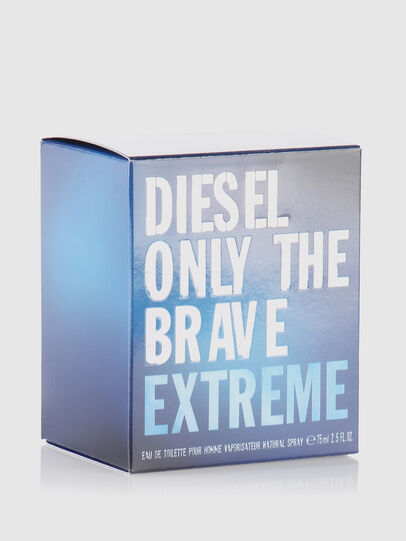 Diesel - ONLY THE BRAVE EXTREME 75ML, Dunkelblau - Only The Brave - Image 3
