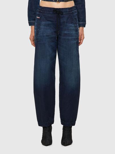 Diesel - Krailey JoggJeans® 069WS, Dunkelblau - Jeans - Image 1