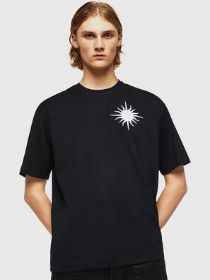 TEORIALE-X1, Schwarz - T-Shirts
