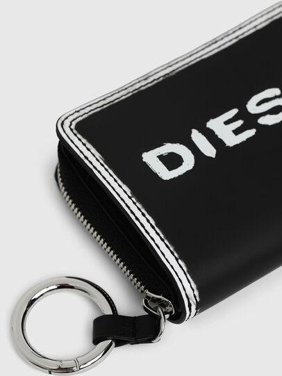 Diesel - BUSINESS II, Schwarz/Weiß - Kleine Portemonnaies - Image 5
