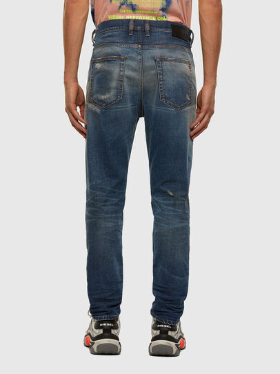Diesel - D-Vider 009FR, Mittelblau - Jeans - Image 2