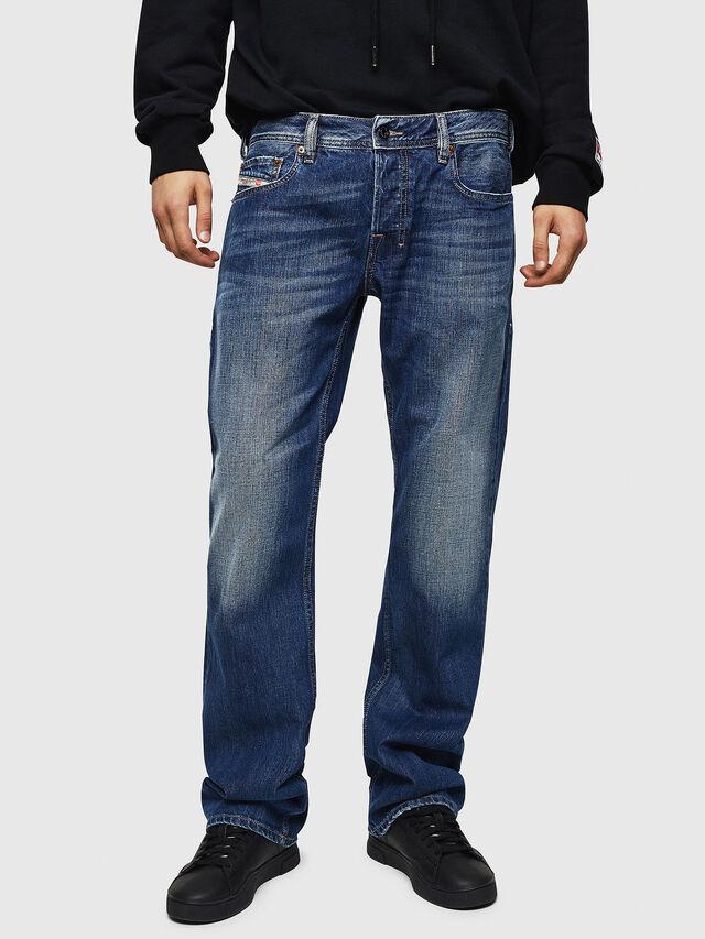 Diesel - Zatiny 008XR, Mittelblau - Jeans - Image 1