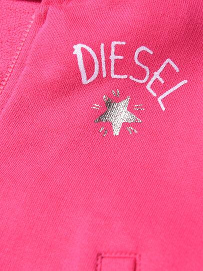 Diesel - SARROB, Fuchsie - Sweatshirts - Image 3
