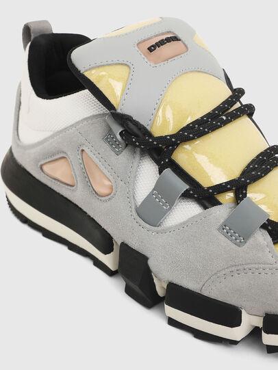 Diesel - H-PADOLA SL W, Grau/Weiß - Sneakers - Image 5