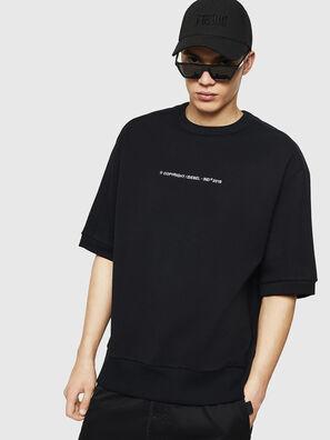 S-MAGGY-SH-COPY, Schwarz - Sweatshirts