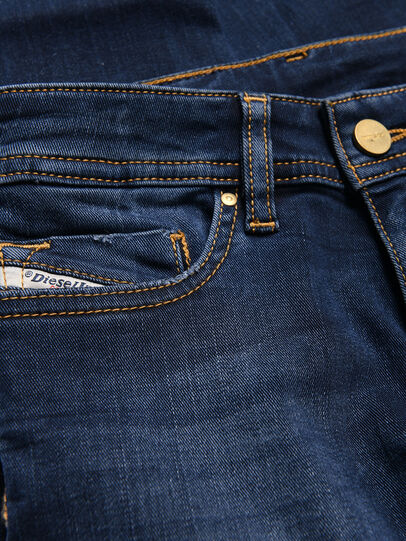 Diesel - SLEENKER-J-N, Mittelblau - Jeans - Image 3