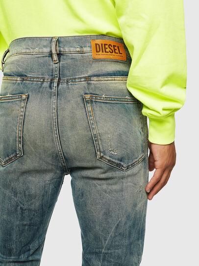 Diesel - D-Eetar 0098G, Mittelblau - Jeans - Image 4