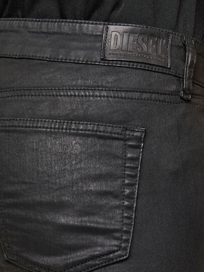 Diesel - D-Ollies JoggJeans® 069QJ, Schwarz/Dunkelgrau - Jeans - Image 5