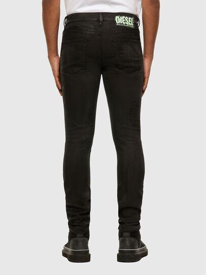 Diesel - D-Strukt JoggJeans® 009GH, Schwarz/Dunkelgrau - Jeans - Image 2