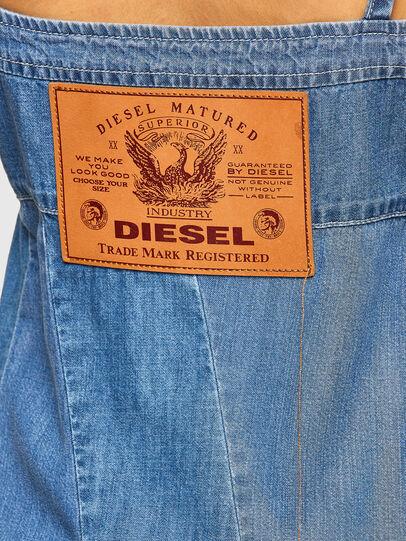 Diesel - DE-ARYA-SP, Mittelblau - Kleider - Image 3