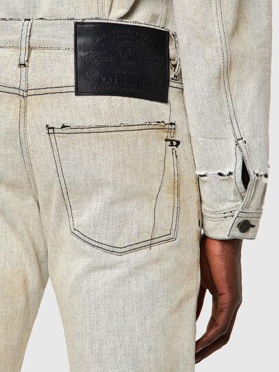 Diesel - D-Kras 09A53, Weiß - Jeans - Image 3