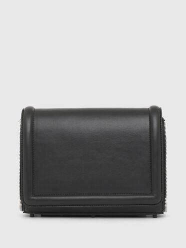 Crossbody-Tasche mit Reißverschlussdetails