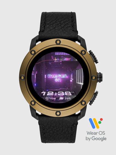 Diesel - DT2016, Schwarz/Gold - Smartwatches - Image 1