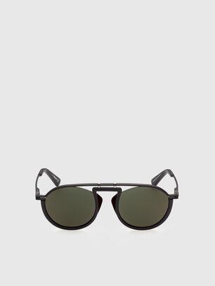 DL0337, Schwarz - Sonnenbrille
