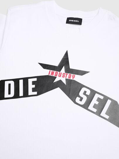 Diesel - TDIEGOA7, Weiß - T-Shirts und Tops - Image 3