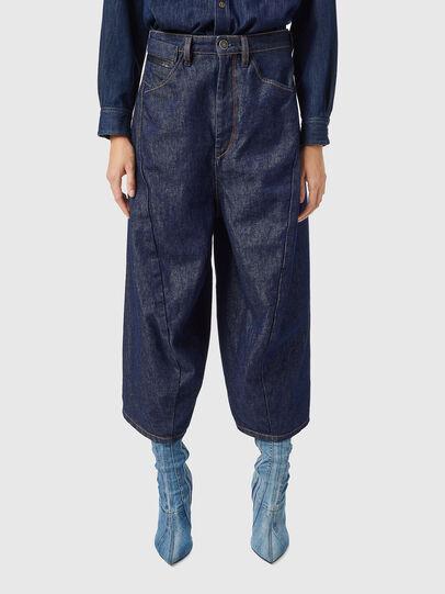 Diesel - D-CONCY-SP, Dunkelblau - Jeans - Image 1