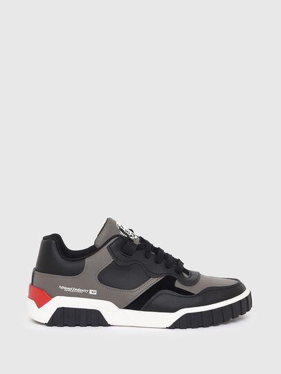 Diesel - S-RUA LOW SK, Grau - Sneakers - Image 1
